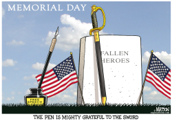 Memorial Day 2018 by RJ Matson