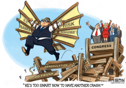 Dodd Frank Repeal by RJ Matson