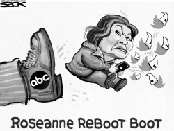 Rosanne Barred by Steve Sack