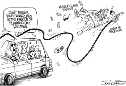 Gas Prices by Joe Heller