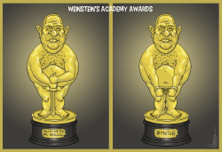 Weinstein's Awards by Jose Neves