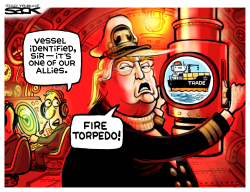 Trade Torpedo by Steve Sack