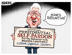 Predator Pardon by Steve Sack