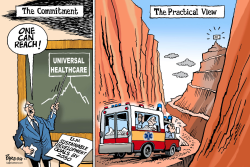 Universal Healthcare by Paresh Nath
