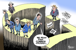 G-7 common ground by Paresh Nath