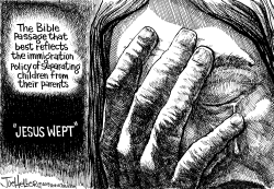 Breaking up Families by Joe Heller