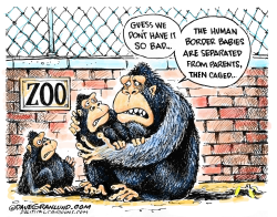 Border families separated by Dave Granlund