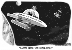 Space Force One by RJ Matson