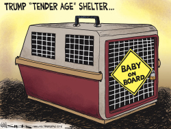 Tender Age Shelters by Kevin Siers