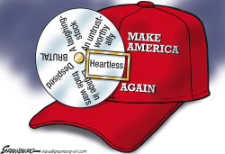 Make America Heartless by Steve Greenberg
