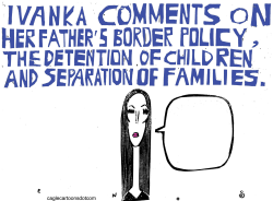 Ivanka Speaks Out  by Randall Enos