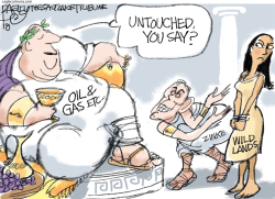 Wild Lands by Pat Bagley