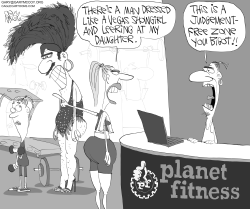 Planet Bigots by Gary McCoy