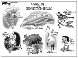 Endangered by Bill Day