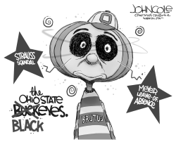 Ohio State BlackEyes by John Cole