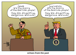 enemy of the people by Arend Van Dam