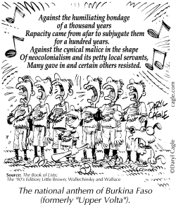 TRUE - Baseball Heaven by Daryl Cagle
