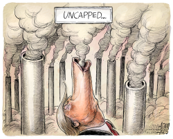 Clean Power Plan repeal by Adam Zyglis