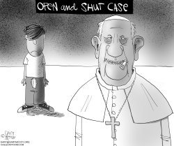 Pope Francis' Silence by Gary McCoy