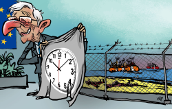 EU will scrap biannual clock changes, says Juncker by Kap
