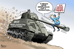 Arms trade regulation by Paresh Nath