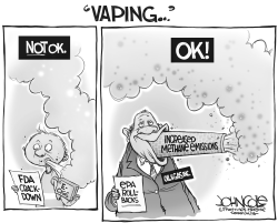 Good and bad vaping by John Cole