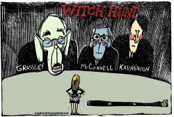 Witch Hunt  by Randall Enos