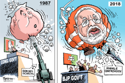 India's Bofors and Rafale by Paresh Nath