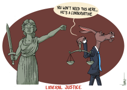 Liberal Justice by Jose Neves