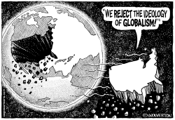 Rejecting Globalism by Wolverton