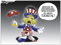 Jiminy America by Bill Day