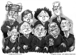 The Supreme Court by Taylor Jones