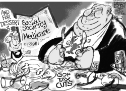Eat the Poor by Pat Bagley