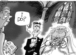 Romney Vows by Pat Bagley