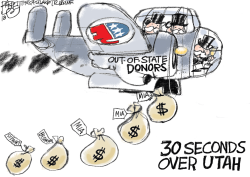 LOCAL Campaign Cash by Pat Bagley