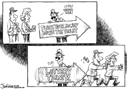 Lottery by Joe Heller
