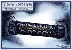 Pipe Bomb by Joe Heller
