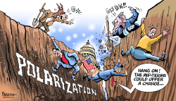 US Mid-term polls by Paresh Nath