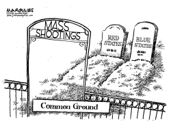MASS SHOOTINGS by Jimmy Margulies