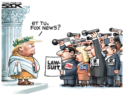 Press Suit by Steve Sack