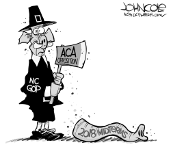 LOCAL NC GOP and Obamacare by John Cole