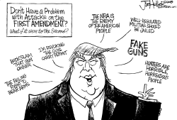 Media Attacks by Joe Heller