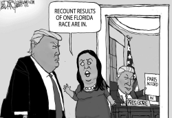 Midterm Election Recounts by Jeff Darcy