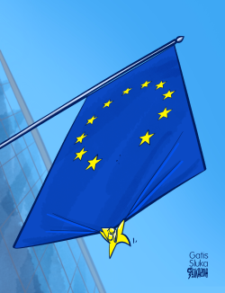 UK and European Union by Gatis Sluka