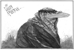 The Saudi American by Dale Cummings