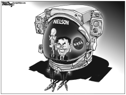 Nelson Helmet Florida by Bill Day
