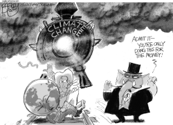 Climate Report by Pat Bagley
