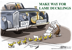 Lame Duck Congress by RJ Matson