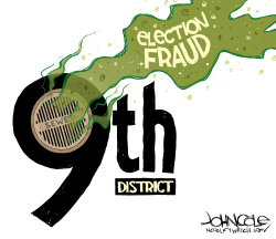 LOCAL NC 9th District election fraud by John Cole