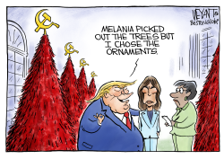 Trump's Russian Star by Christopher Weyant